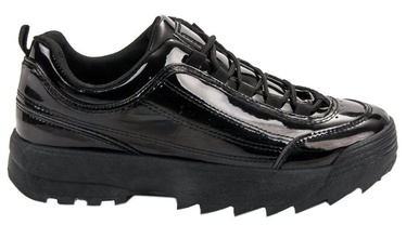 Czasnabuty Lacquered Sneakers 57568 Black 37