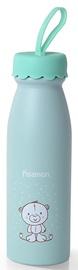 Fissman Vacuum Bottle Bear 450ml Light Green