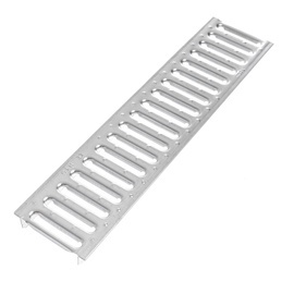 Stora Drain Galvanized Drain Channel Grille Home 1000mm