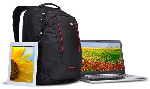 """Case Logic Evolution Backpack 15.6"""" Black"""