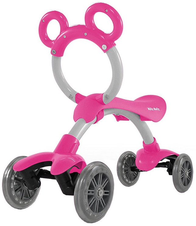 Milly Mally Orion Flash Ride On Pink 1744