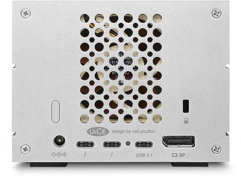 Жесткий диск Lacie STGB20000400, HDD, 20 TB, белый
