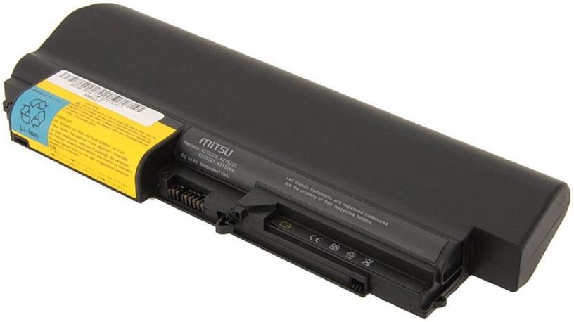 Mitsu Battery For IBM T61/R61 6600mAh