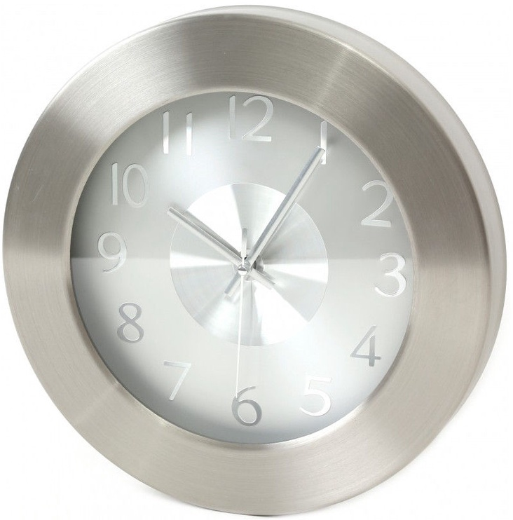Platinet Noon Wall Clock 42571