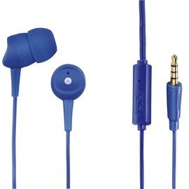 Hama Basic4Phone In-Ear Earphones Blue