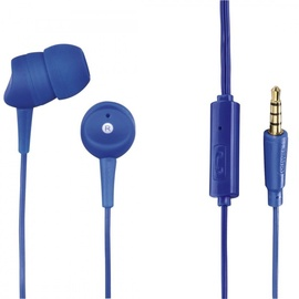 Ausinės Hama Basic4Phone Blue