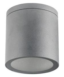 Светильник Kobi Quazar VERNERS_VT.045621, 1 шт., 20Вт, gu10, IP44, серый