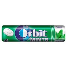 Pastilės Orbit Spearmint, 28 g
