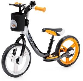 Vaikiškas dviratis Kinderkraft Space Orange