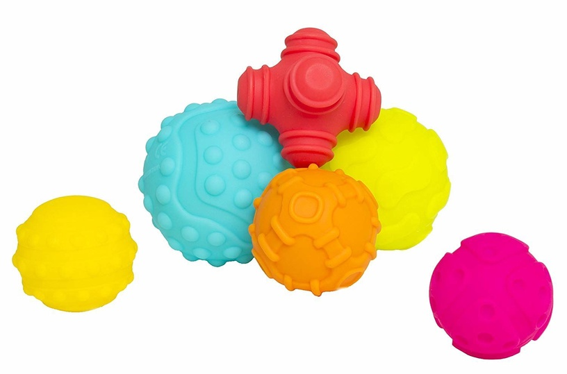 Playgro Textured Sensory Balls 4086398