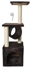 Skrāpis kaķiem Vangaloo Brown, 90 cm