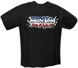 GamersWear PVP Arena T-Shirt Black M
