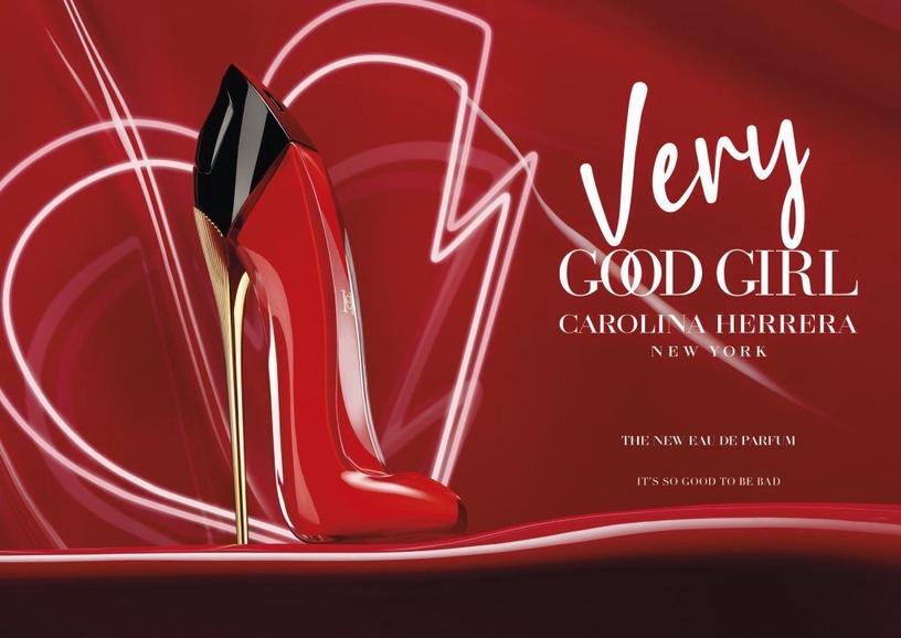 Подарочный набор для женщин Carolina Herrera Very Good Girl 50ml EDP + 75ml Body Lotion