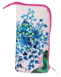 Must Flexi Flowers 2 In 1 Pencil Case