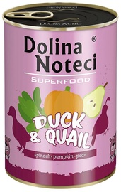 Dolina Noteci SuperFood Duck & Quail 400g