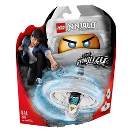 Konstruktorius LEGO Ninjago, Zane – Spinjitzu meistras 70636