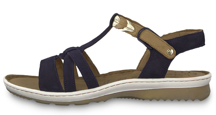 Tamaris Salka Sandal 1-1-28603-22 Navy Combination 38