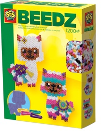SES Creative Beedz Iron On Beads Alpaca 06255
