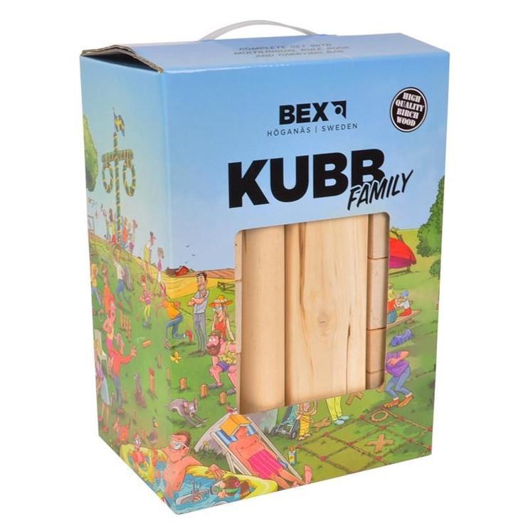 Brain Games Kubb Family