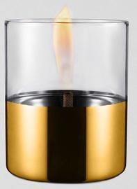 Свеча TenderFlame Table Burner Lilly 10cm Gold (поврежденная упаковка)