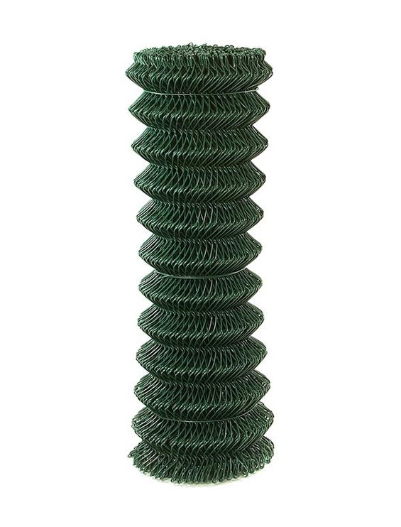 Aiavõrk pvc 2,7x50x50x1200mm, 25m, roheline