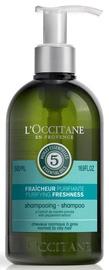 Šampūnas L´Occitane Purifying Freshness, 500 ml