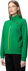 Audimas Stretch Sweatshirt With Cotton Inside Jolly Green L