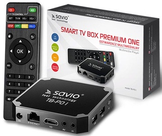 Savio Smart TV Box Premium One TB-P01