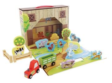 Rotaļlietu figūriņa Trefl Wodden Farm