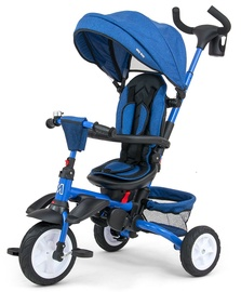 Tricikls Milly Mally Stanley 6in1 Blue