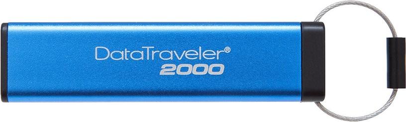 USB atmintinė Kingston DataTraveler 2000, USB 3.0, 4 GB