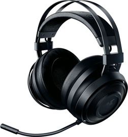 Ausinės Razer Nari Essential Wireless Over-Ear Gaming Headset Black