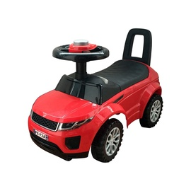 Paspirtukas mašina Baby Mix UR-HZ-613W, raudonas