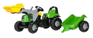 Rolly Toys Kid Deutz-Fahr Agropuls 420 Green 023196