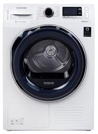 Samsung DV80M6210CW Dryer White