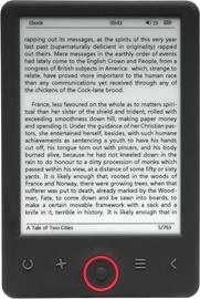 Elektroninė knygų skaityklė Denver EBO-630L, 4 GB