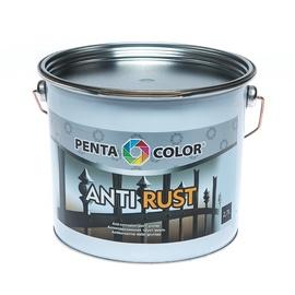 Pretkorozijas krāsa Pentacolor Antirust, 2,7l, pelēka