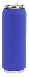 Yoko Design Isotherm Tin Can 0.5l Soft Touch Night Blue