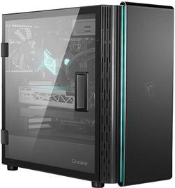 MSI Creator 400M E-ATX Mid-Tower Black