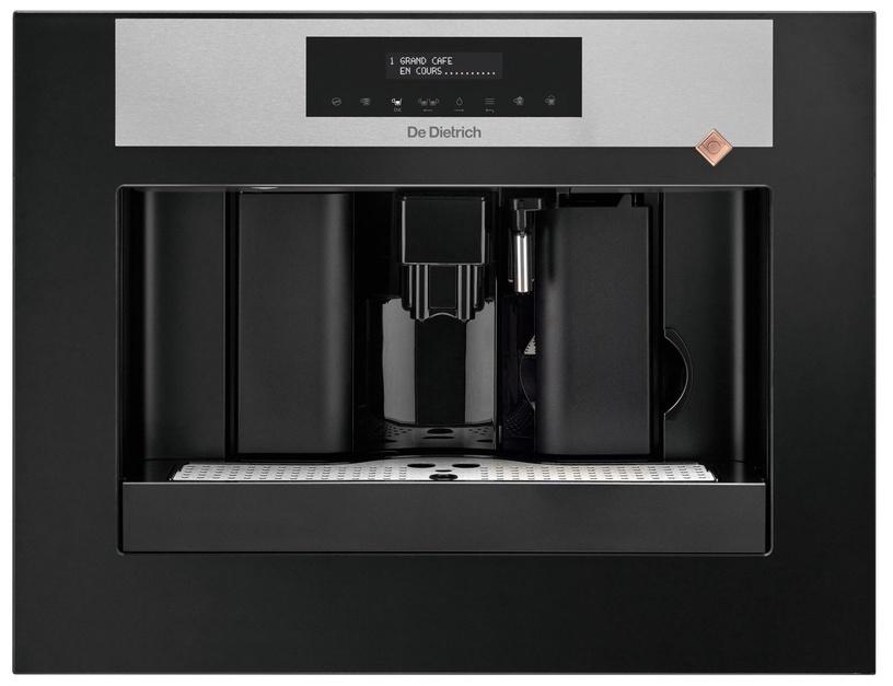Įmontuojamas kavos aparatas De Dietrich DKD7400X Inox/Black