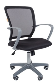 Chairman 698 Office Chair TW Black/Grey