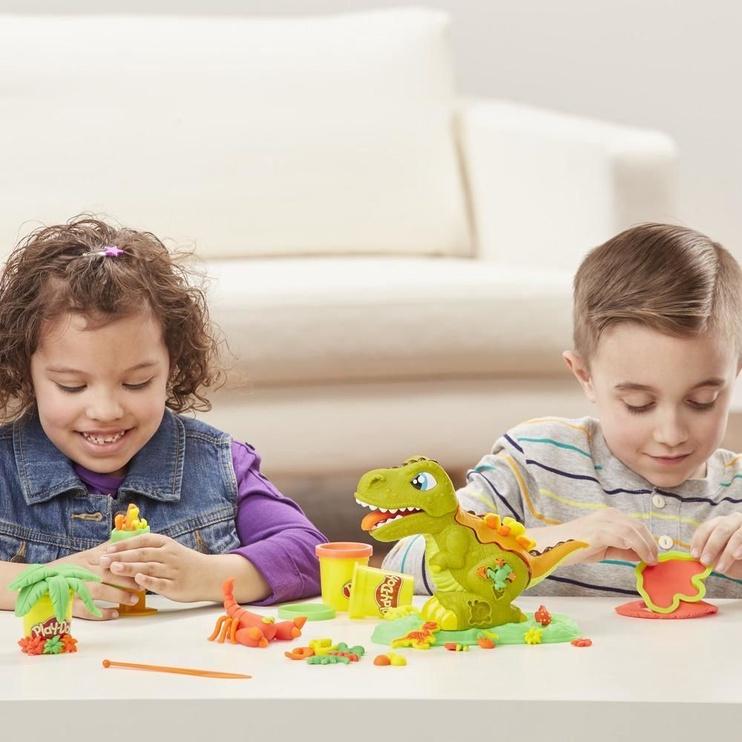 Hasbro Play Doh Rex The Chomper E1952