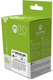Кассета для принтера TFO Cartridge Canon C-580XXLBK 27ml