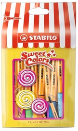 Stabilo Point 88 Mini Sweet 15pcs