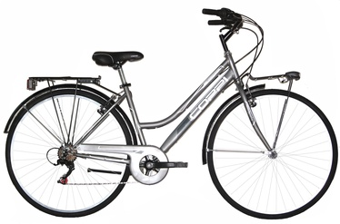 Coppi City Bike Lady 28'' 43 Silver