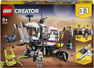 Конструктор LEGO Creator Исследовательский планетоход 31107, 510 шт.
