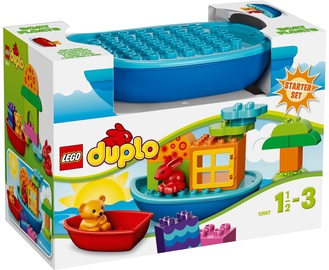 LEGO DUPLO Toddler Build and Boat Fun V29 10567