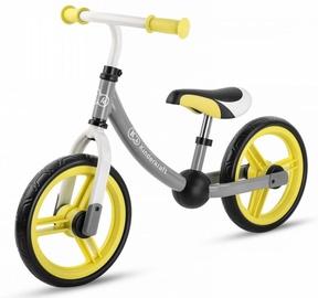 Kinderkraft 2Way Next Balance Bike Yellow