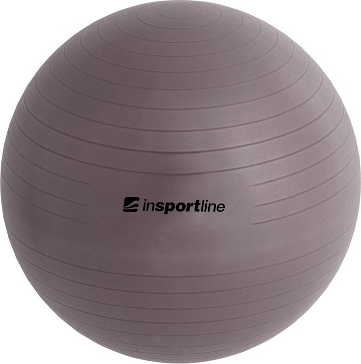 inSPORTline Gymnastics Ball 75cm Dark Gray
