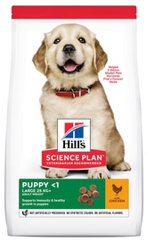 Hill's Science Plan Large Breed Puppy Food w/ Chicken 14.5kg